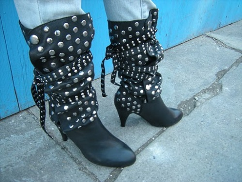 Dream boots.