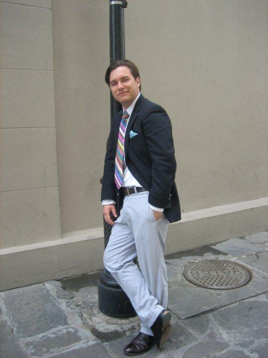 The Gentleman S Lookbook No 1 Cubicle Chic