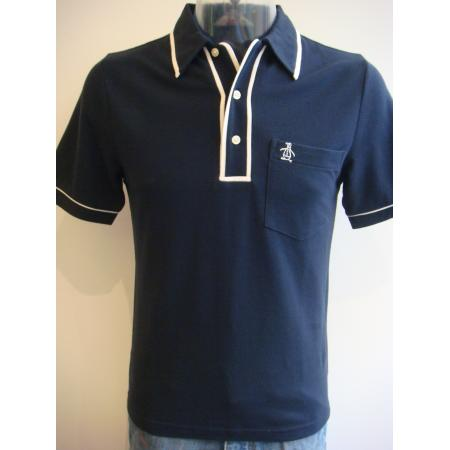 The gentleman at leisure a rainbow of polos cubicle chic for Golf shirt with penguin logo