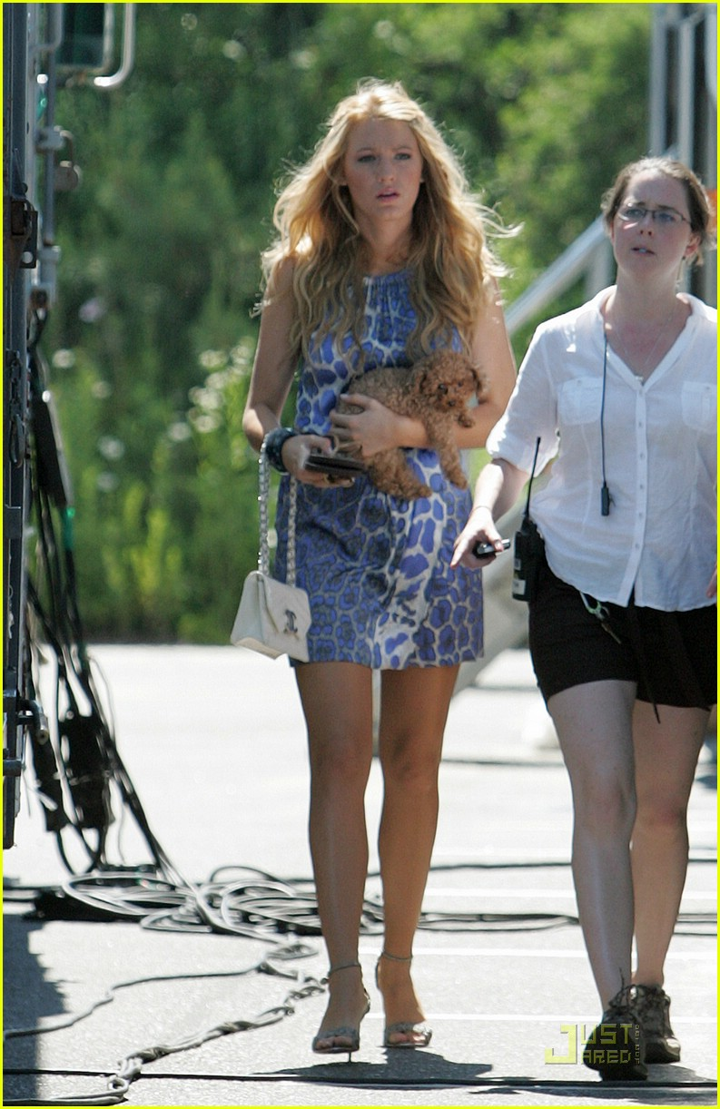 Blake Lively Stole What From Gossip Girl