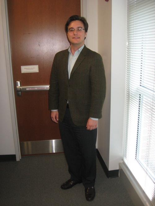 Tweed Jacket 1