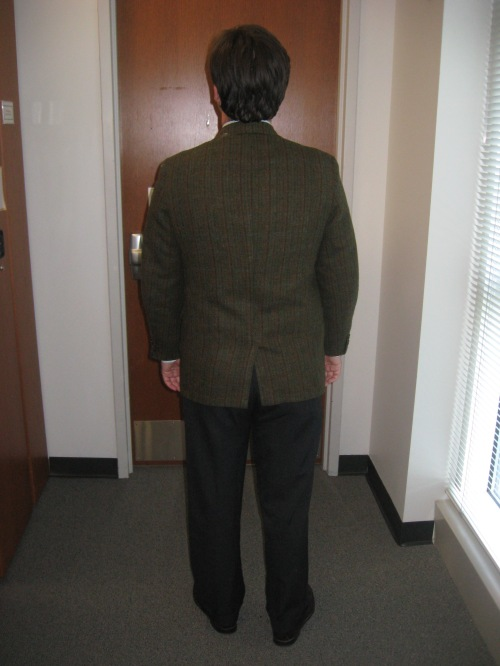 Tweed Jacket 3